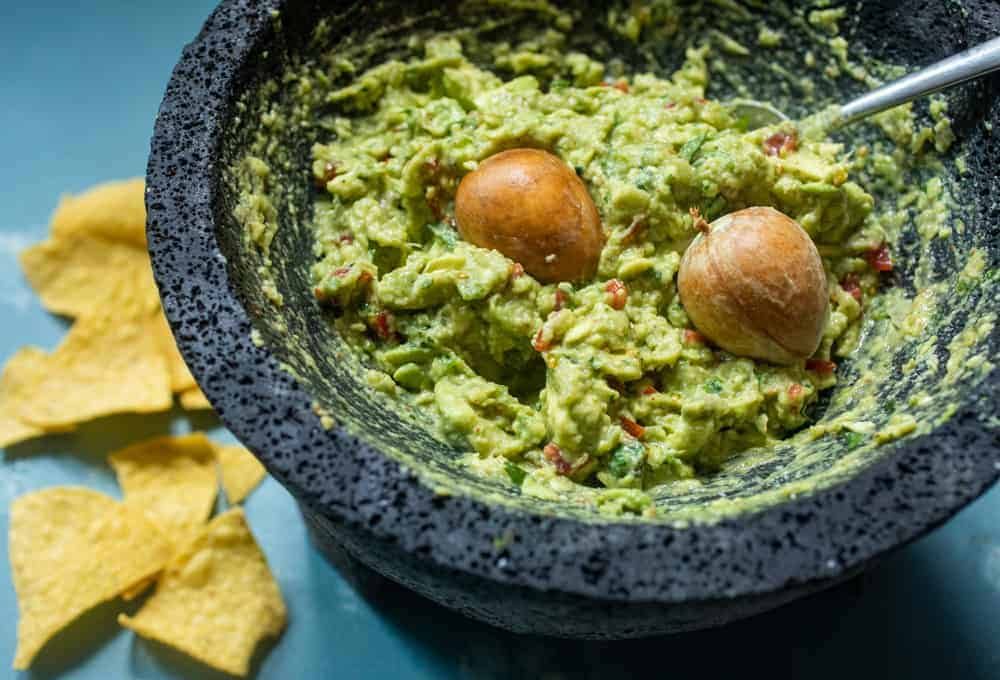 Molcajete Guide and Best Guacamole