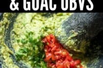 Molcajete Guide and Delicious Guacamole