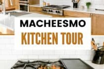 Macheesmo Kitchen Tour