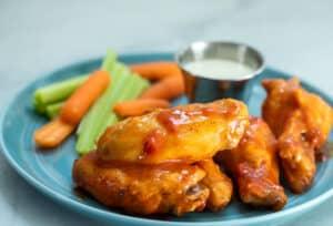 Sous Vide Chicken Wings