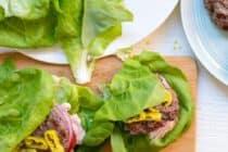 Lettuce Wrap Sliders