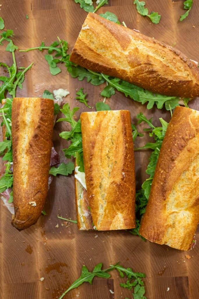 Ultimate Picnic Sandwiches