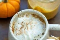 Pumpkin Spice Latte Concentrate